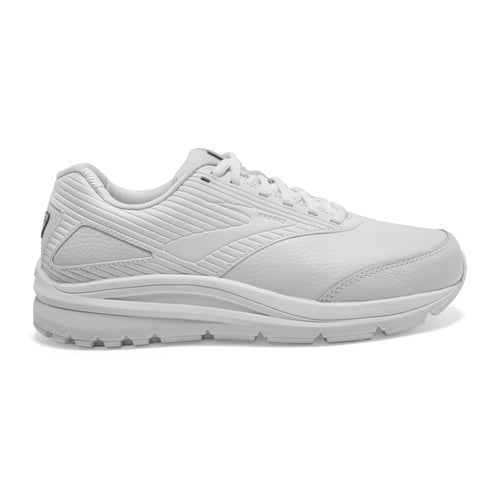 Women's Addiction Walker 2 (D - Wide) Walking Shoe - White/White