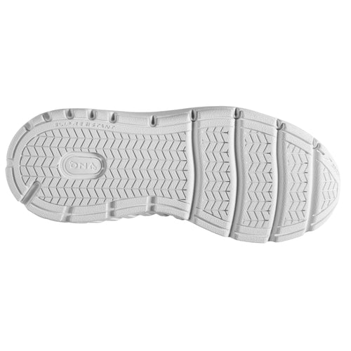 Women's Addiction Walker 2 Walking Shoe (2E-Extra Wide)- White/White