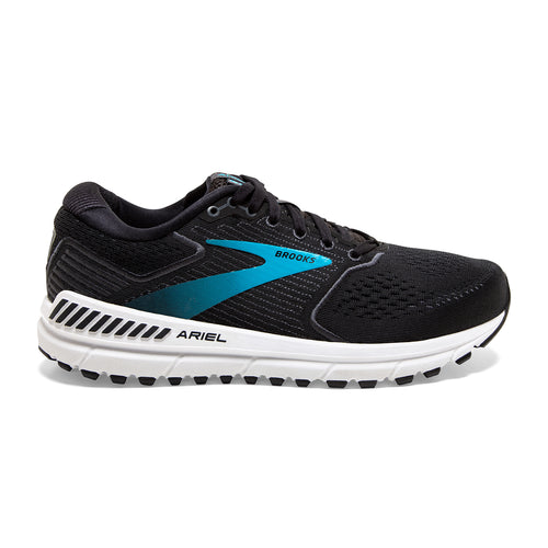 Women's Ariel 20 (2E - Extra Wide) Running Shoe - Black/Ebony/Blue