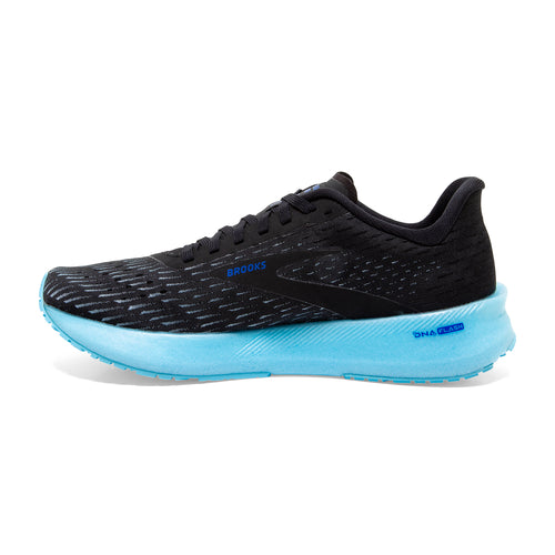 Women's Hyperion Tempo Running Shoe - Black/Iced Aqua/Blue