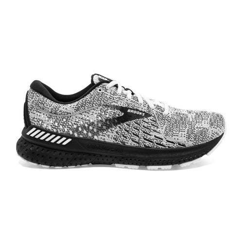 Women's Adrenaline GTS 21 MU Running Shoe - White/Grey/Black