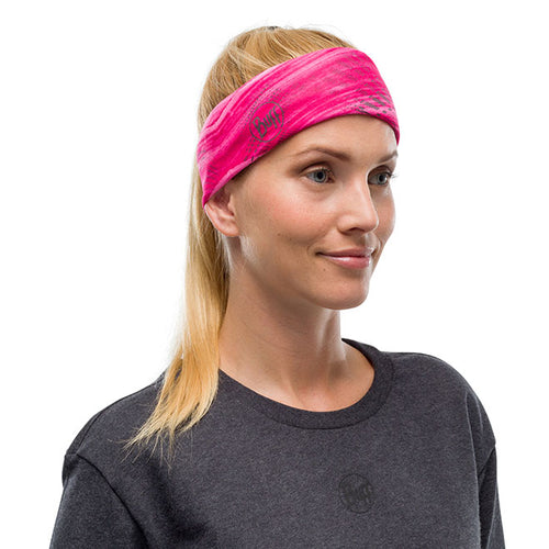 Original Reflective Multifunctional Headwear - Reflective R-Speed Pink