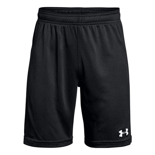 Youth UA Raid Short 2.0 - Black/White