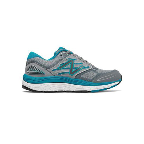Women's 1340 v3 Running Shoe - Grey with Pisces