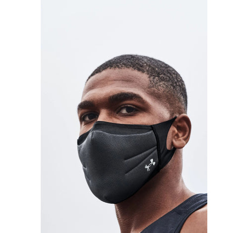 Unisex UA Sports Mask - Black