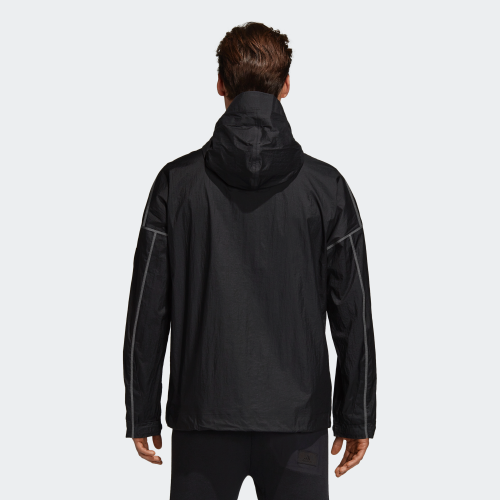 Men's Icon Anorak Jacket - Black