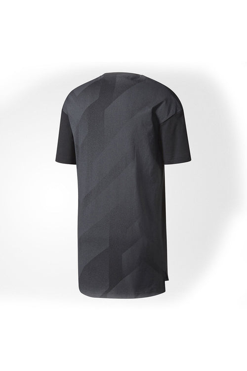 Men's Tango Long Tee-Black