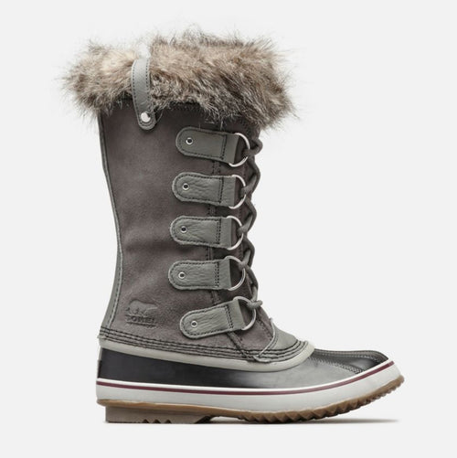 Women Joan of Arctic Boots - Quarry/Black