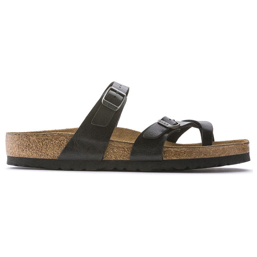 Women's Mayari Cork Graceful Licorice Birko-Flor Sandal