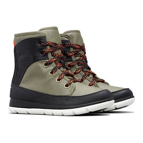 Women's Sorel Explorer 1964 Boot - HIKER GREEN-BLACK
