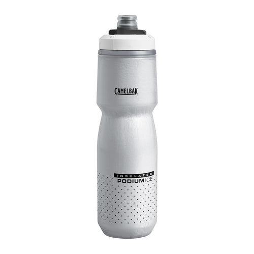 CamelBak Podium Ice 21oz-Silver/Black