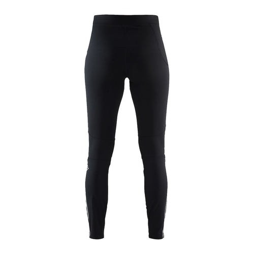 Women's Essential Winter Training Tights - Black