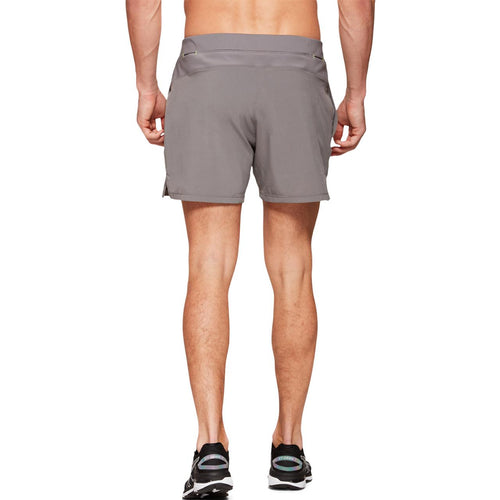 "Men's Fietro 5"" Short - Carbon"