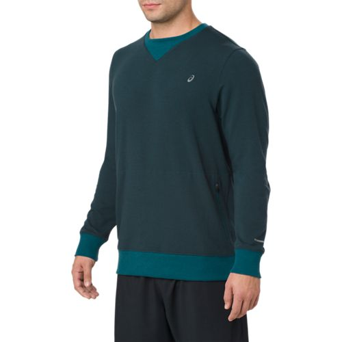 Men's Long Sleeve Crew Shirt