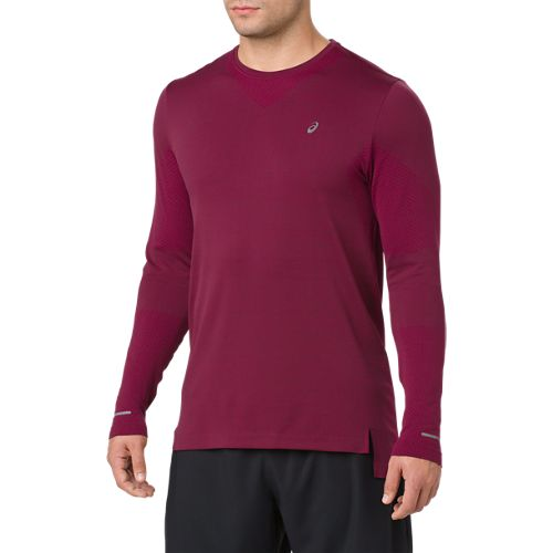 Men's Seamless Long Sleeve