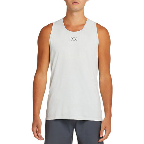 Men's RCxA Race Singlet - Polar Shade