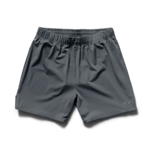 Men's RCxA Running Short - Carrier Grey