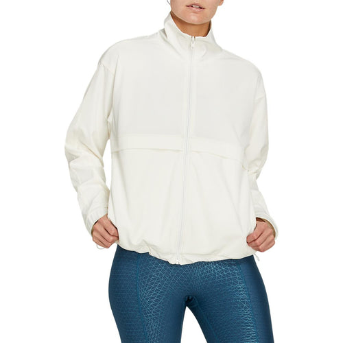 Women's Luxe Traveler Reversible Jacket - Cream