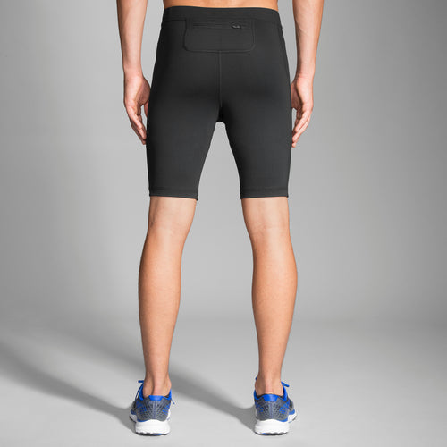 "Men's Greenlight 9"" Short Tight - Black"