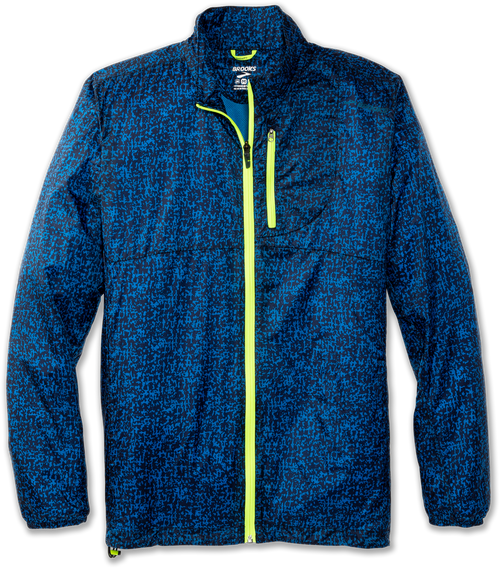 Men's LSD Jacket - Azul Static