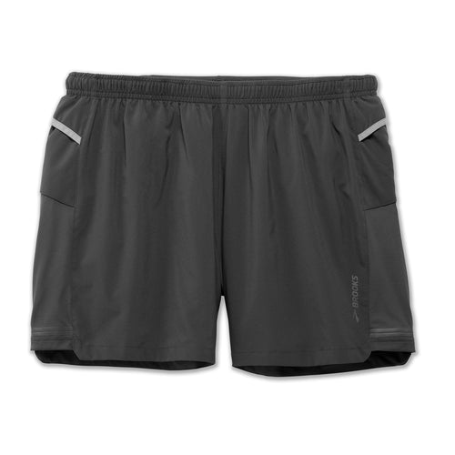 "Men's Sherpa 5"" Running Short - Asphalt"