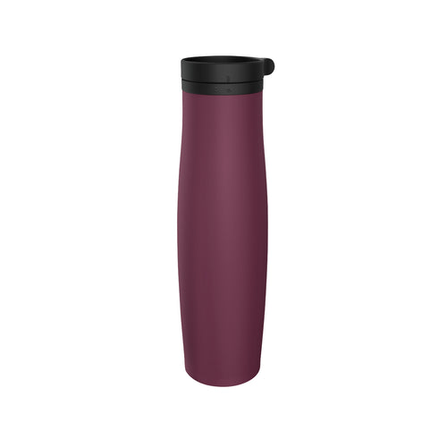 Beck Vacuum Stainless 20oz Bottle-Plum