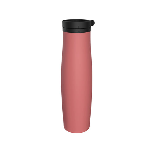 Beck Vacuum Stainless 20oz Bottle - Terracotta Rose