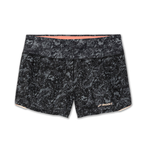 "Women's Chaser 5"" Short - Black Marble"
