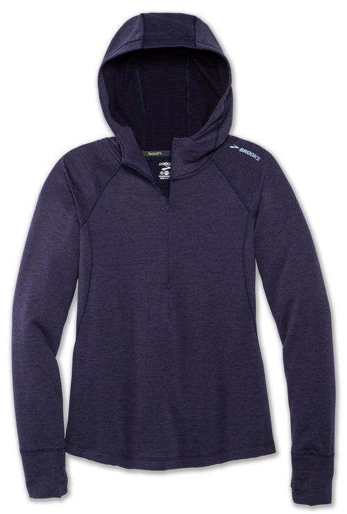 Women's Notch Thermal Hoodie