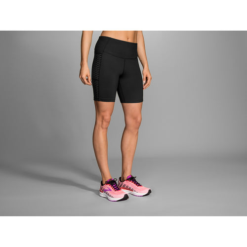 "Women's Greenlight 7"" Short Tight - Black"