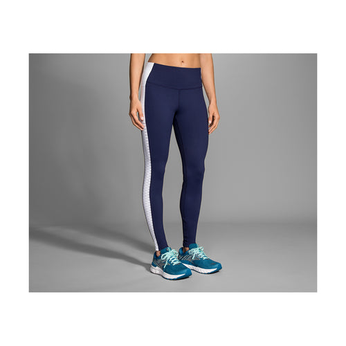 Women's Greenlight Tight - Navy/White