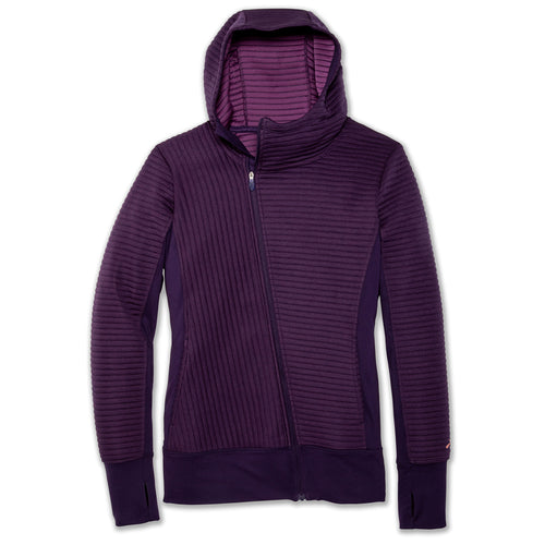 Women's Fly By Hoodie - Berry