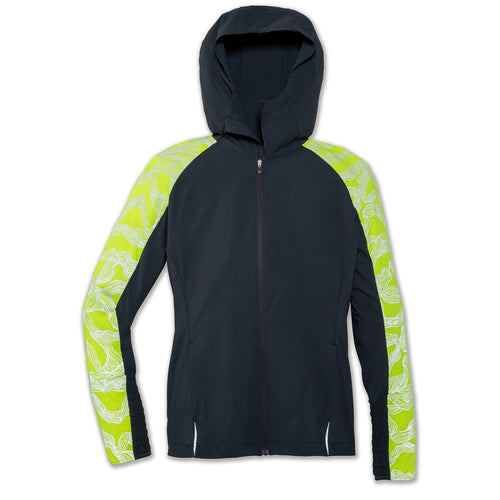 Women's Nightlife Jacket - Asphalt/Nightlife Wave