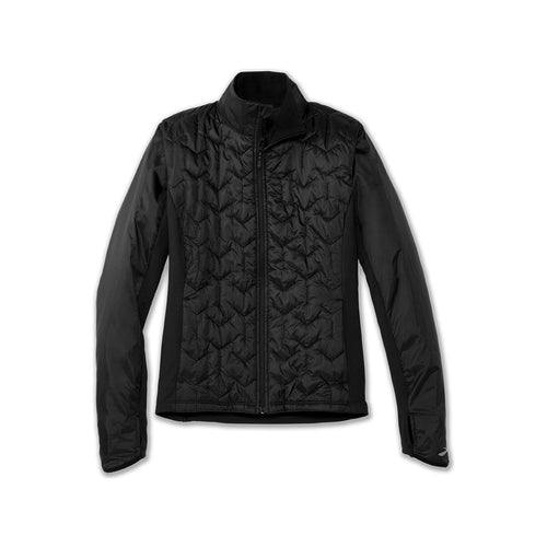 Women's Shield Hybrid Jacket - Black
