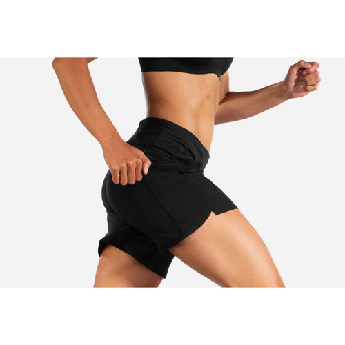 "Women's Chaser 7"" Short - Black"