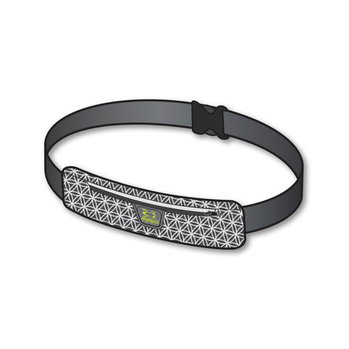 AirFlow MicroStretch Plus Luxe - Black/Reflective