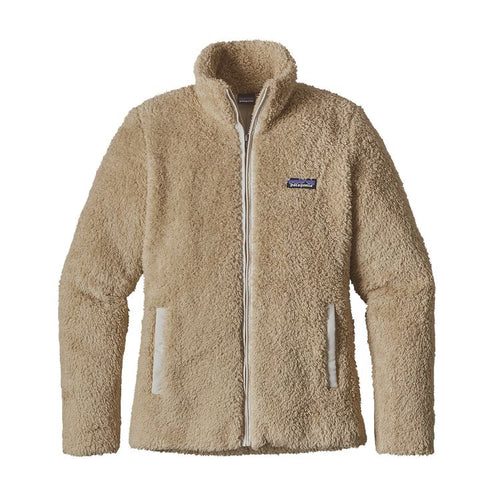 Women's Los Gatos Fleece Jacket - El Cap Khaki