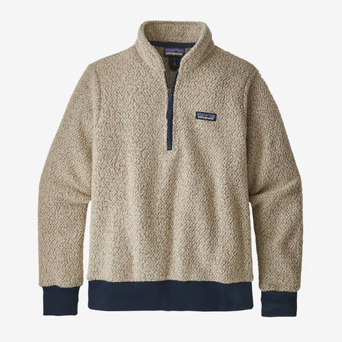 Women's Woolyester Fleece Pullover - Oatmeal Heather