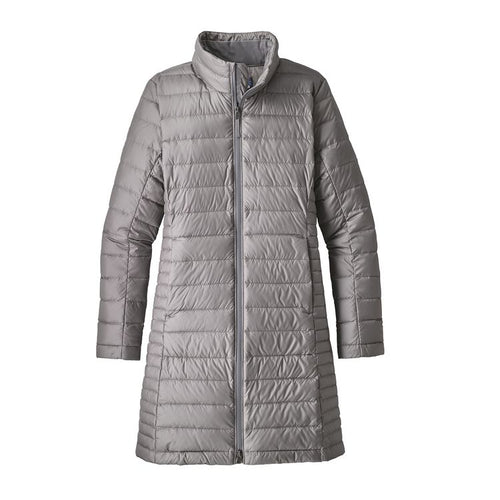 Women's Fiona Parka- Feather Grey