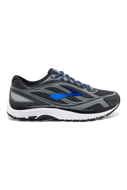 90fa19dc2ce14 Men s Dyad 9 (2E-Wide) Running Shoe - Asphalt Electric Brooks Blue