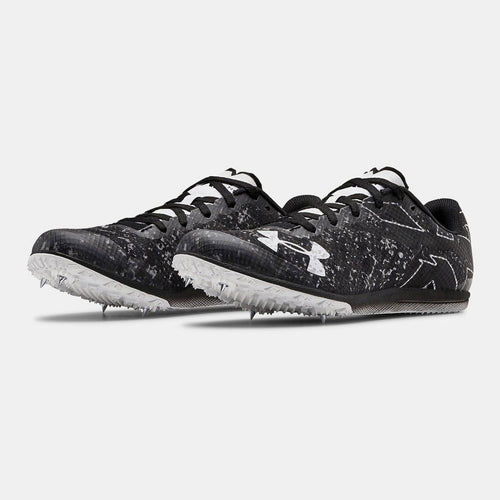 Unisex Brigade XC Low Spikes - Black/White