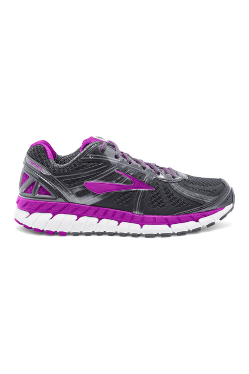 Women's Ariel 16 Running Shoe - Anthracite/Purple Cactus Flower/Primer Gray