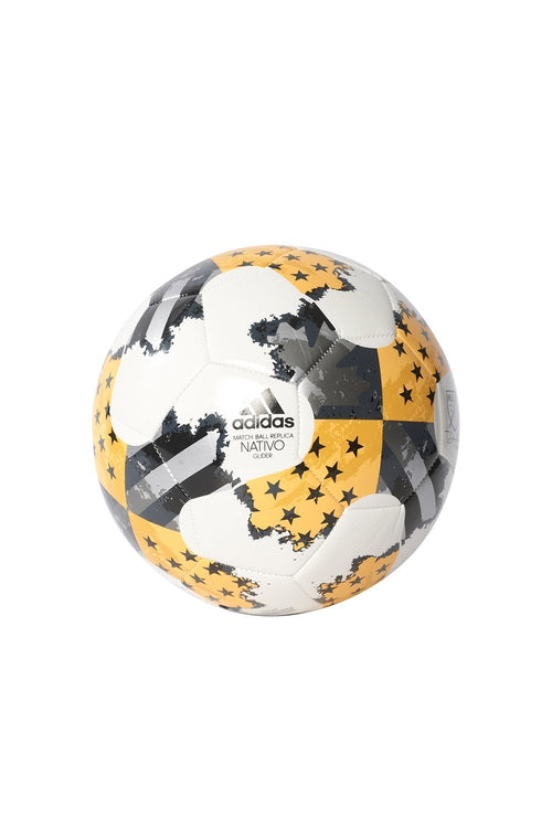 17 MLS Glider Ball - White/Gold
