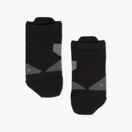 Men's Low Sock - Black/Shadow