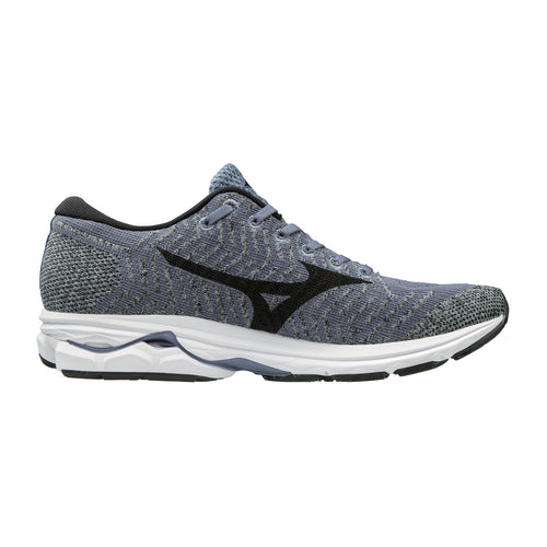 Men's WaveKnit R2 Running Shoe - Folkstone Gray/Black