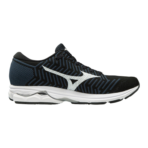 Women's WaveKnit R2 Running Shoe - Black/Ombre Blue