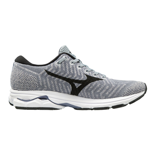 Women's WaveKnit R2 Running Shoe - Folkstone Gray/Black