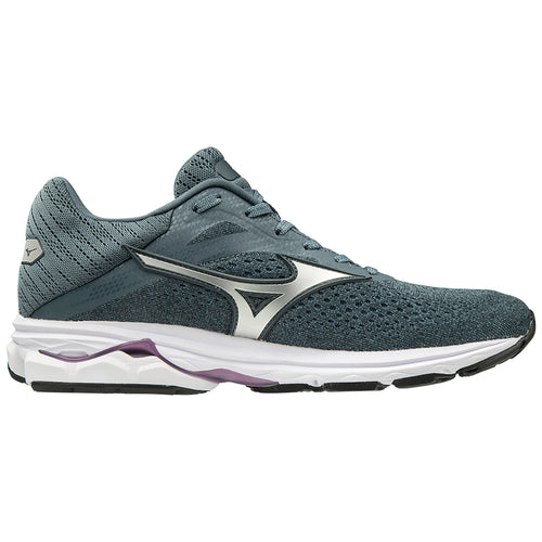 Women's Wave Rider 23 Running Shoe - Citadel/Glacier Gray