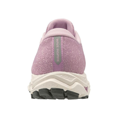 Women's Inspire 16 Waveknit Running Shoe - Ballerina/Snow White