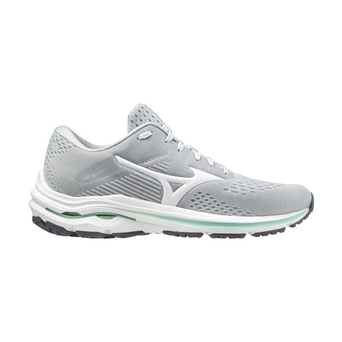 Women's Inspire 17 (D - Wide) Running Shoes - Harbor Mist/White